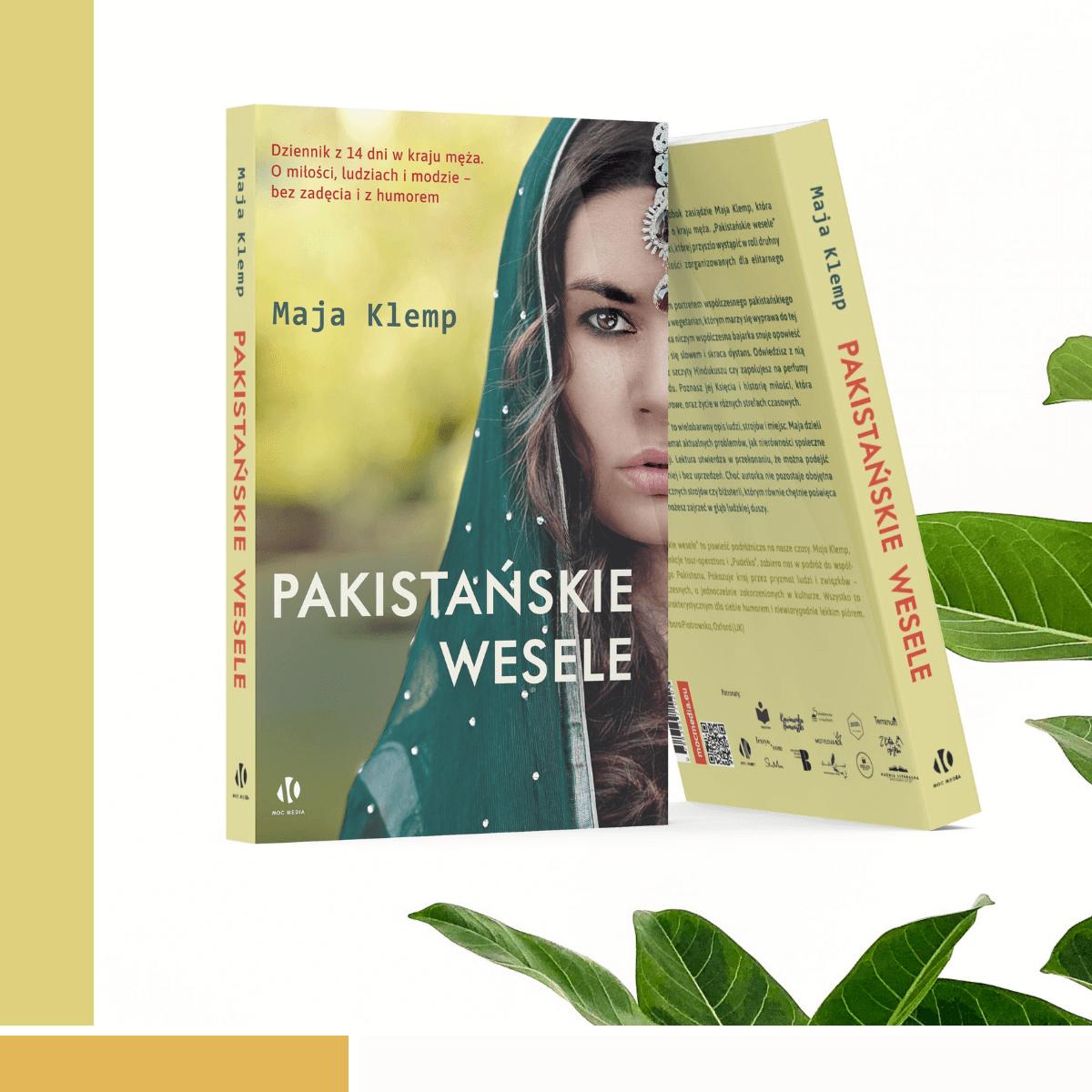 książka maja klemp pakistańskie wesele wydawnictwo moc media
